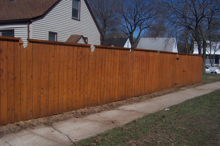 Macomb County Composite Deck And Fence Restoration