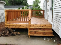 wood restoration Macomb County, MI