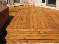 wood restoration Oakland County