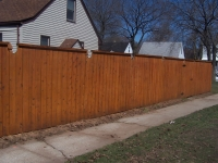 Macomb County wood restoration