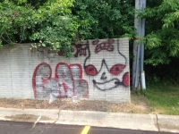 Macomb County Graffiti Removal