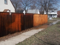 wood restoration Macomb County