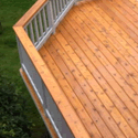 Deck pressure washing Macomb County