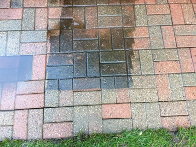 Brick Paver Restoration Macomb County