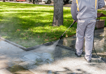 Pressure Washing Troy Michigan