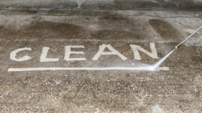 Rochester Hills Commercial Pressure Washing