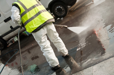 Using Professional Pressure Washing to Remove the Toughest Stains