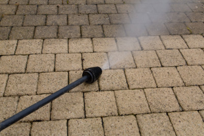 Why You Should Hire a Macomb County Pressure Washing Company to Restore Your Brick Pavers