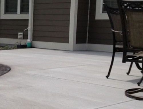 How to Clean Your Cement Patio