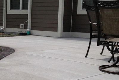 Concrete Patio Cleaning - Pressure Washing Services