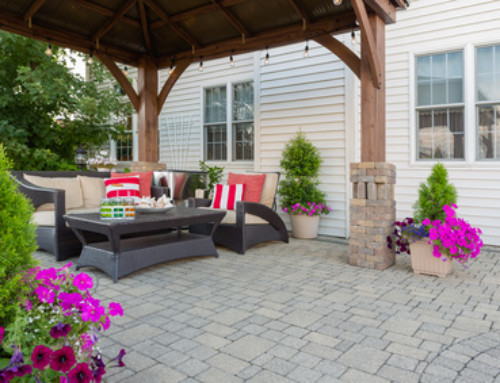 Five Tips to Keep Your Pavers Looking New