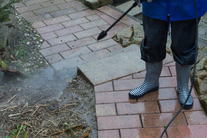 Brick Paver Pressure WashiBrick Paver Pressure Washing Rochester Hills, MIng Rochester Hills, MI