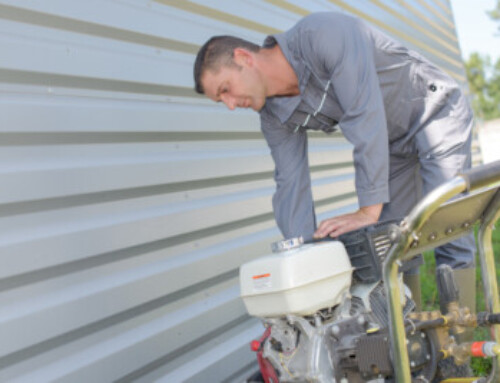 Pressure Washing Siding: Are You Aware Of The Risks Involved?